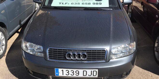 Venta Audi A4 1.9 TDI de 130cv del 2005